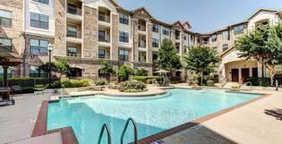 Community Pool At Conservatory At Keller Town Center